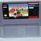Monopoly - Super Nintendo (SNES)  Game