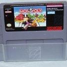 Monopoly - Super Nintendo (SNES)  Game