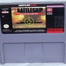 Super Battleship  Super Nintendo Game Cartridge