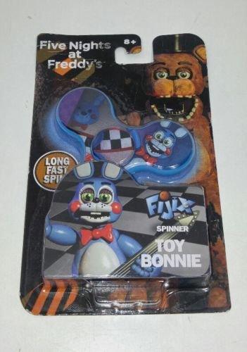 Fijix Five Nights at Freddy's Fidget Spinner Toy Bonnie