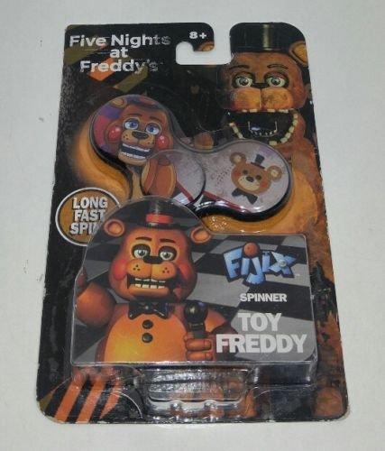 Fijix Five Nights at Freddy's Fidget Spinner - Toy Freddy