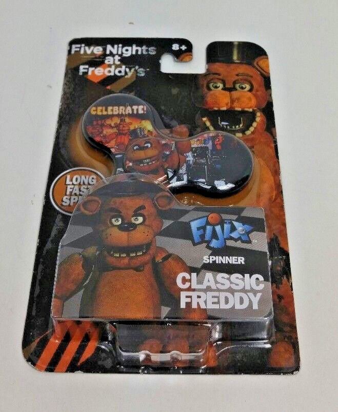 Fijix Five Nights at Freddy's Fidget Spinner - Classic Freddy
