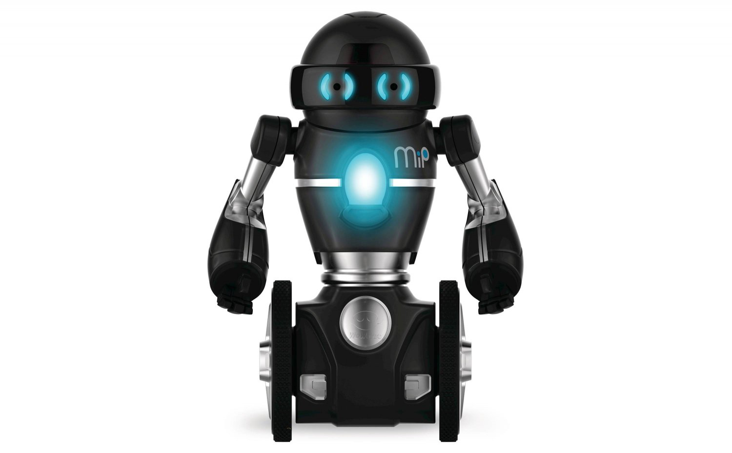 WowWee MiP Robot RC Robot Ages 8+ Black Toy Boys Girls Fun Happy Gift Play