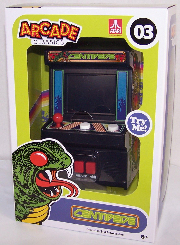 Centipede Mini Arcade Classics Game Atari 03