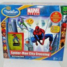 Spider-Man City Crossing Web Escape Game Marvel Heroes Spiderman  Thinkfun Toys