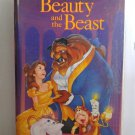 NEW SEALED Beauty and the Beast (VHS, 1992) Walt Disney's Black Diamond Classic