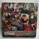 Gone With the Wind 2000 pieces Springbok Jigsaw Puzzle 1995 - Resealed in Shrink