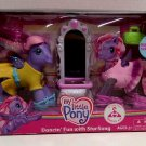 My Little Pony Dress-Up  Dancin' Fun with StarSong Plus 2 outfits  NEW (2008)