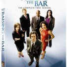 Raising The Bar DVD -  The Complete First Season ( 2009 3 disc set ) New SEALED