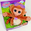 FurReal Friends Baby Cuddles My Giggly Monkey Pet Laughs Moves I Wiggle & Giggle