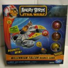ANGRY BIRDS STAR WARS MILLENIUM FALCON BOUNCE GAME Factory Sealed 2016 HASBRO