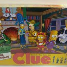 Clue Simpsons 2nd Second Edition Board Game Resealed game