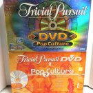2 Trivial Pursuit Pop Culture 1 & 2 DVD Trivia Board Games Parker Brothers