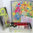Trivial Pursuit 90s Time Capsule Edition Metal Case Parker Bro Kurt Cobain