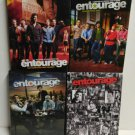 Entourage DVD Lot of 4  Entourage Seasons 1, 2, 3 (part 1 & 2)