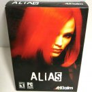 Alias PC DVD ROM Game by Aklaim FACTORY SEALED