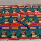lot of 22 Disney's POCAHONTAS Trading cards New & Sealed 8+1 per Pack 1995