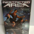 Restricted Area  - PC Video Game complete in BOX