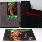 Tecmo Bowl ~ Original 8-bit Nintendo NES Game Cartridge with Intstructions