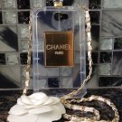 From USA Perfume Bottle Samsung Galaxy Note 2 Case Cover Clear Fast Free Shipping