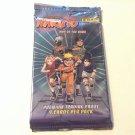 Naruto Way of the Ninja Premium Trading Card Booster Pack