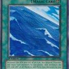 Yugioh Card Umi - LOB-050 - Common Unlimited Edition (Legend Of Blue Eyes White Dragon LOB)