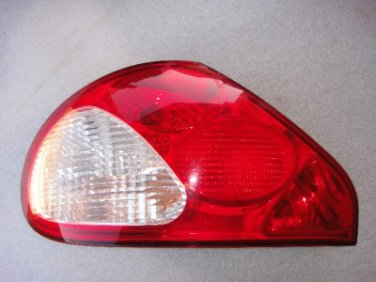 Jaguar X Type Driver's Side Tail Light Complete 2002-08 Left Side