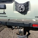 1999-2004 Land Rover Discovery 2  Rear Bumper Assmembly & Support  With Lights