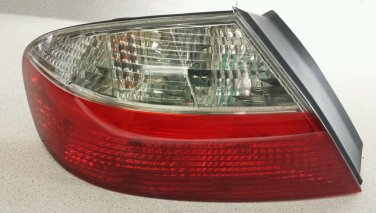 01 02 03 Acura CL CL-S Tail LH light driver side