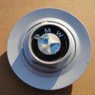 BBS Twist Off BMW 740i 750i Series Metal Hub Center Wheel Caps 1989-1994