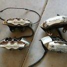03-06 MERCEDES S600 W220 BRAKE CALIPER SET BREMBO SWAP FRONT & REAR BRAKES
