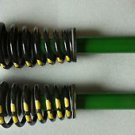 98-05 JAGUAR X100 XKR XK8 4.0L FRONT LEFT RIGHT SET OF 2 STRUT & SHOCK