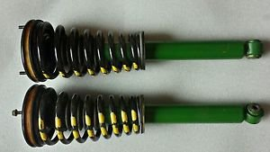 98-05 JAGUAR X100 XKR XK8 4.0L FRONT LEFT RIGHT SET OF 2 STRUT & SHOCK