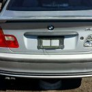 BMW 3 SERIES E46 Sedan 2000-2006 Rear Deck Spoiler Wing 325 328 330