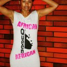 African Queen Tunic (Grey)