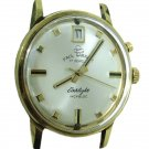 Vintage Paul Garnier Everlight Mechanical 17 Jewels Watch Swiss Collectible
