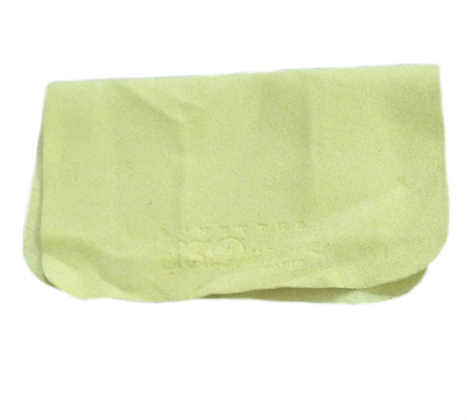 S.T. DUPONT EYEGLASSES MICROFIBER SOFT CLEANING CLOTH