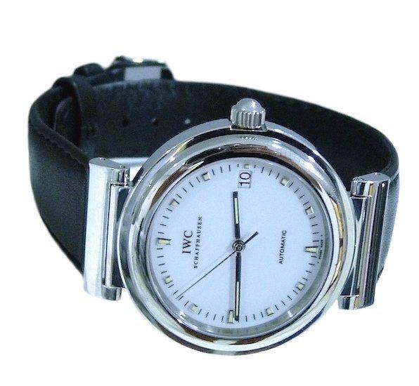 IWC Da Vinci SL Automatic Mens Watch Unused 3528