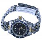Tag Heuer Professional 1000 Series 200M Quartz 980.018N Bicolor Ladies Watch Swiss Pre-Owned