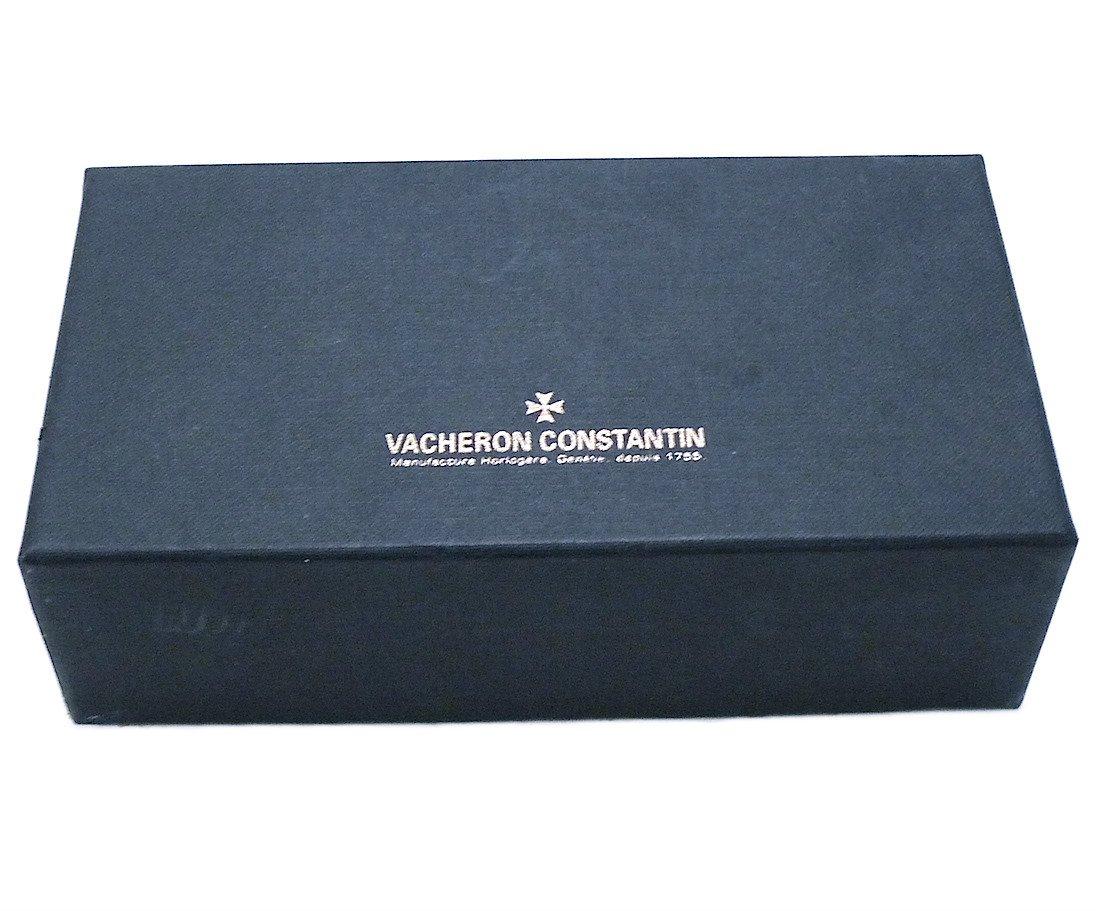 Vacheron Constantin Outer Watch Box Black Authentic