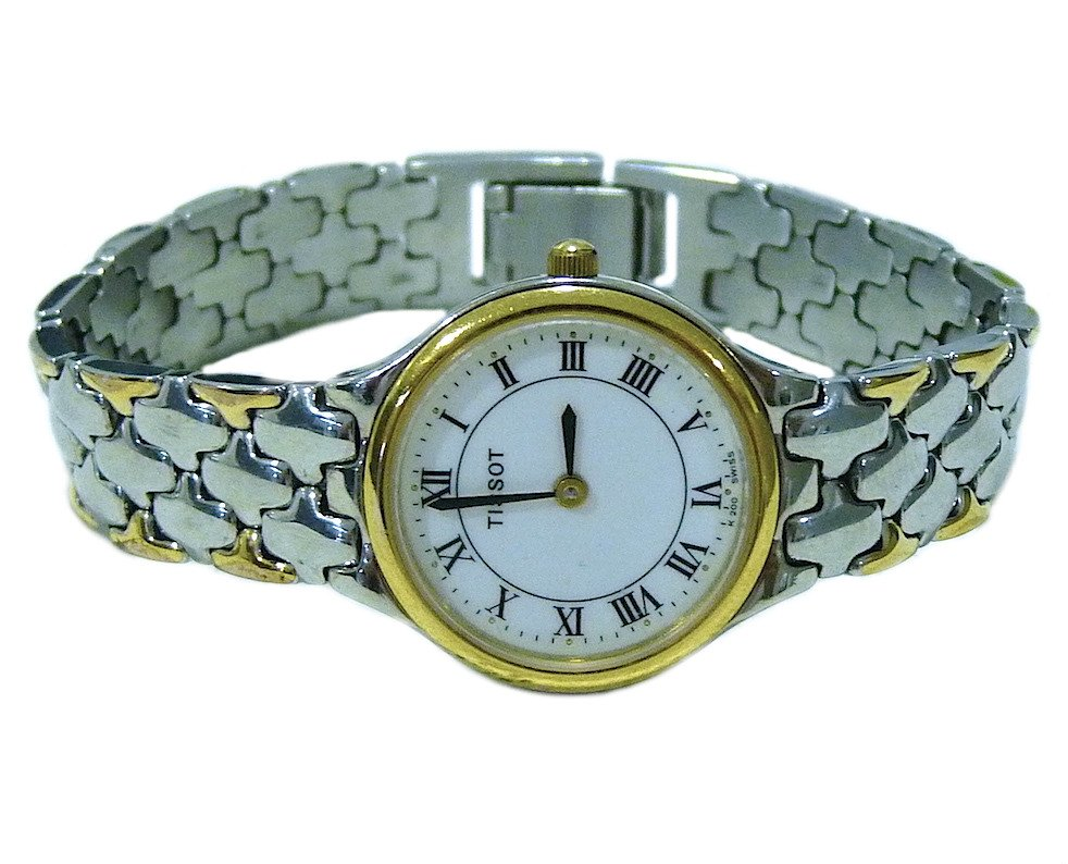 TISSOT STYLIST K200 LADIES WATCH QUARTZ SWISS