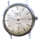 Vintage Longines Grand Prize Automatic Stainless Steel Mens Watch Swiss