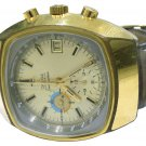 Vintage Omega Seamaster Jedi Chronograph Automatic Mens Watch