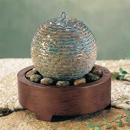 BALL DESKTOP FOUNTAIN