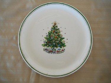 Charming vintage salem china christmas eve idea and