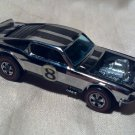 Hot Wheels 1968 Vintage Mustang Boss Hoss #8 Chrome Club Car