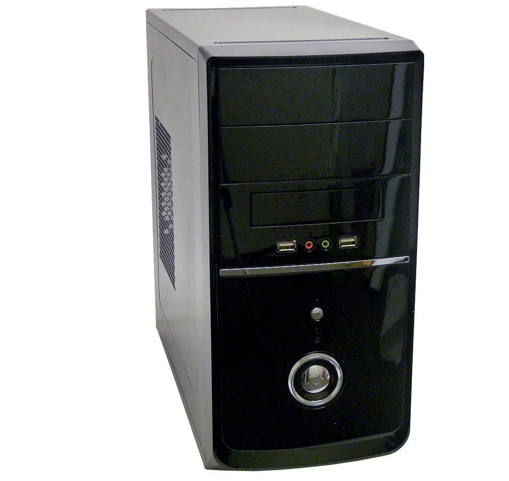 MICROMEDIA STATION Quad Core 500GB/4GB Ram/DVD-R/MultiCard Reader