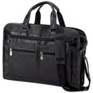 Embassy™ Solid Genuine Leather Portfolio/Briefcase - BCLBCCH