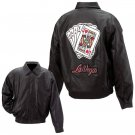 Casual Outfitters™ Men's Black Las Vegas Jacket-3X - GFLV3X