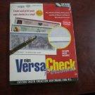 *NEW* VersaCheck Personal + 150 checks MIPS Print checks  Versa Check 043800